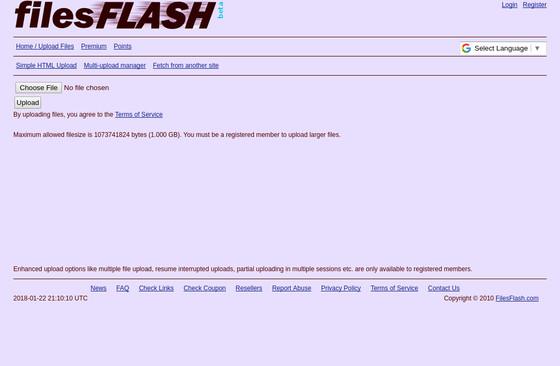 Files Flash