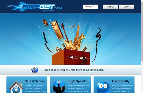 Fireget