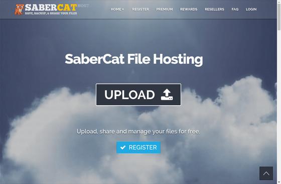 Saber Cat