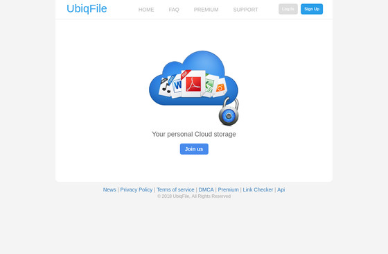 Latest Ubiqfile Download – Premium Accounts and Free Lifetime Logins