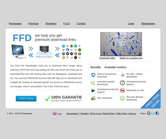 FF Downloader