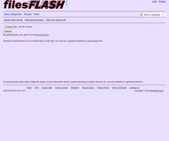 Files Flash