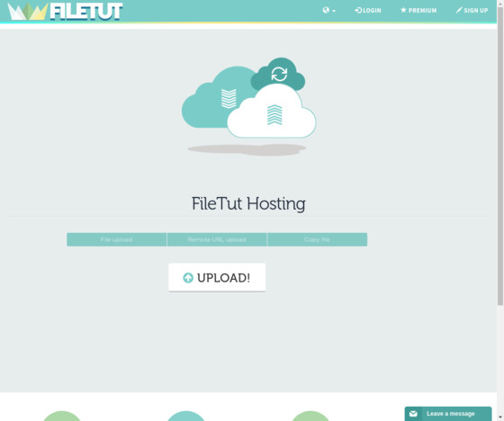 Filetut Storage