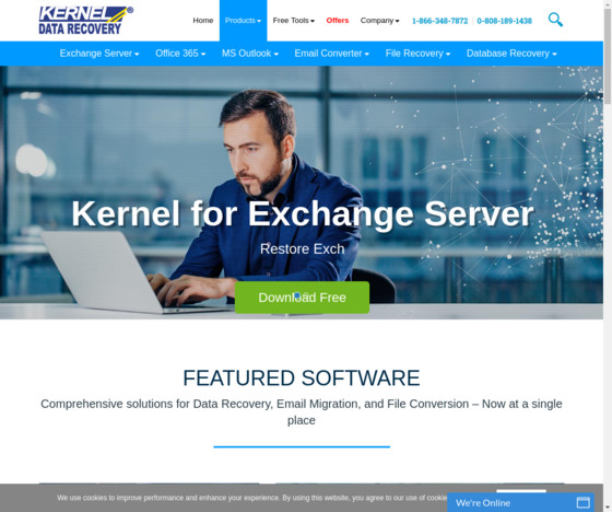 Kernel Data Recovery